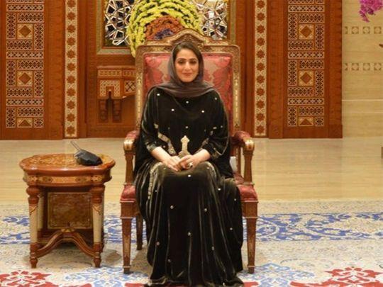 Oman's First Lady leads celebrations on International Women's Day