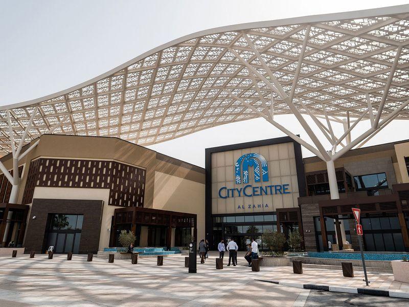 City Centre Al Zahia