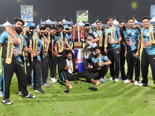 Cricket-Bukhatir League