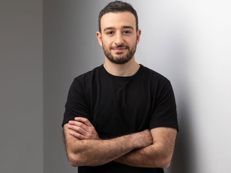 Feras Jalbout, founder and CEO at baraka