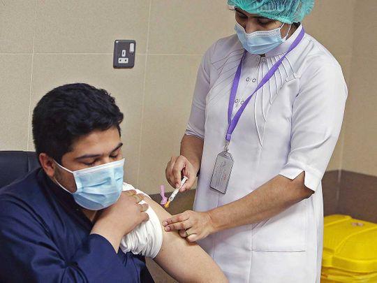 Kuwait vaccine