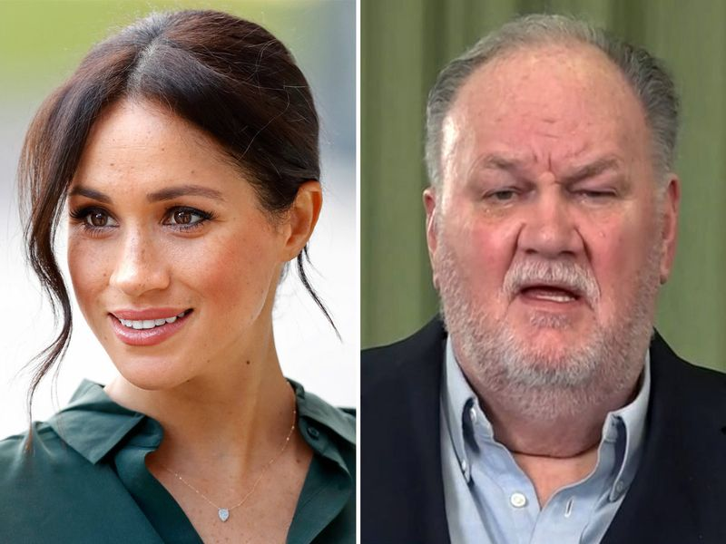 Meghan Markle's estranged father threatens with more 'dirty laundry'
