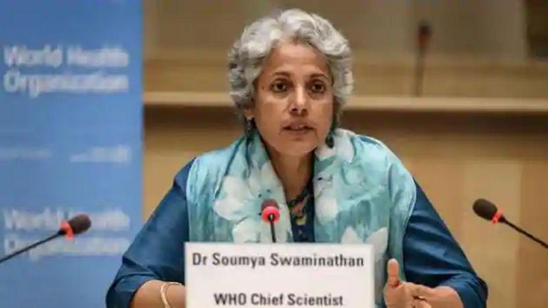 WHO Chief Scientist Soumya Swaminathan