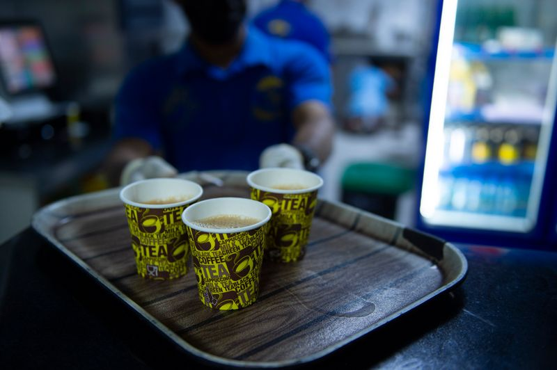 What makes karak chai a reliable product to sell?