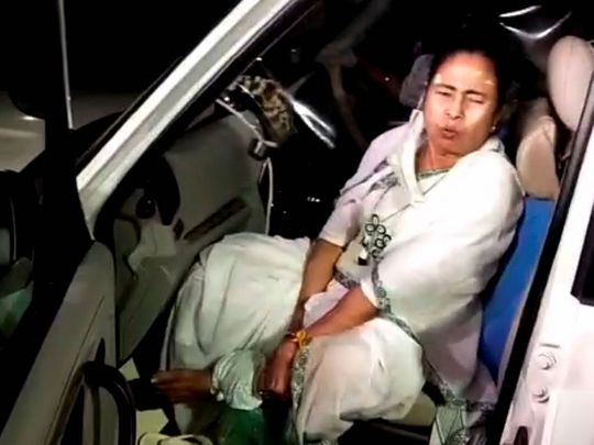 West Bengal elections: Mamata Banerjee claims she was attacked by four men  | Op-eds – Gulf News
