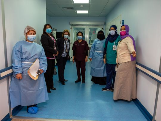 NAT Women Lead the Frontlines at SEHA-1615360358543