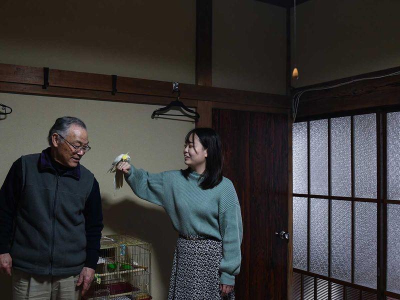 Rina Tsugawa fukushima japan quake tsunami nurse