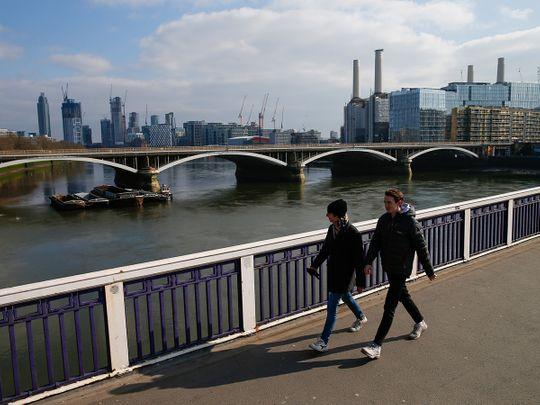 Stock London property housing economy