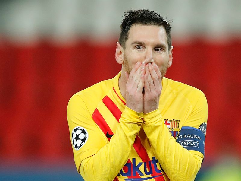 210311 Messi