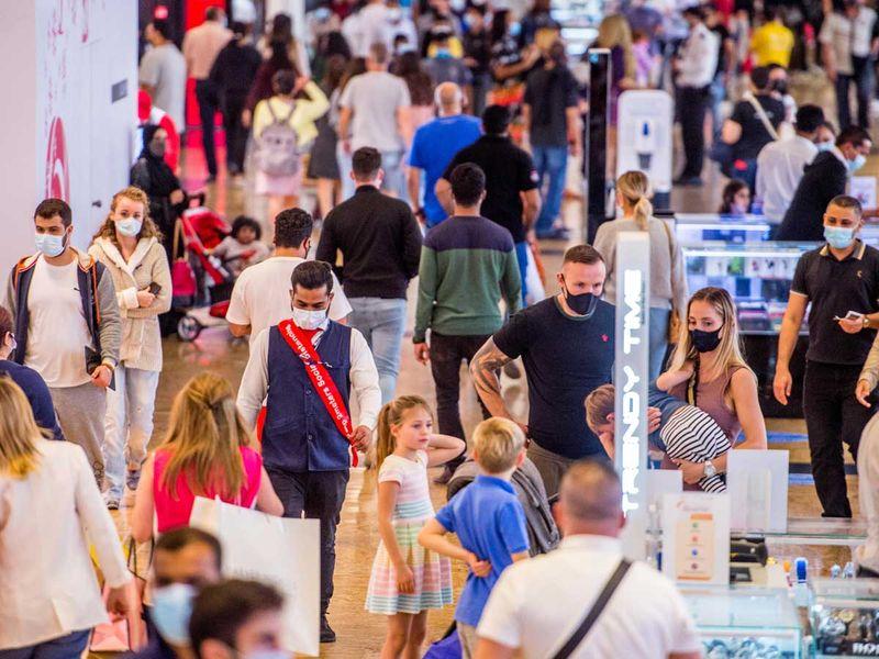 Dubai Shoppers