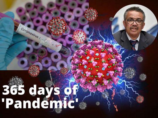 Pandemic 365 days