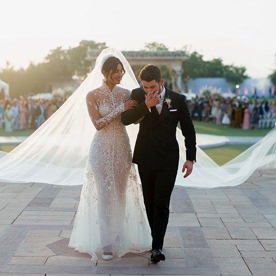 Priyanka Chopr and Nick Jonas