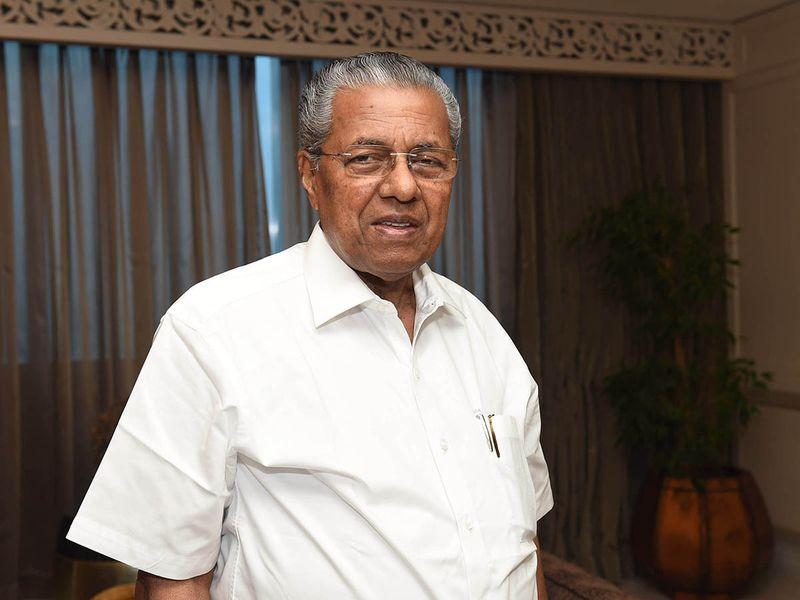 Stock Pinarayi Vijayan
