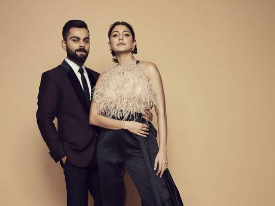 Virat Kohli and Anushka sharma teaser