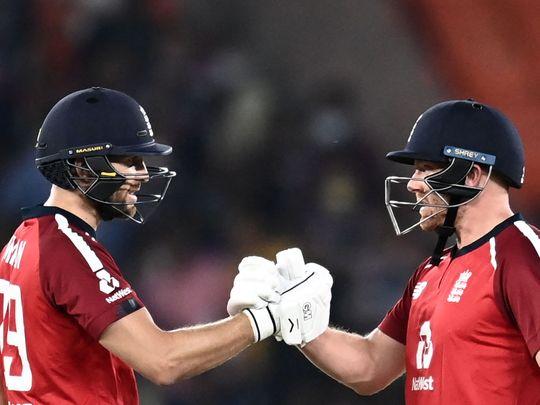 Cricket- Bairstow & Malan