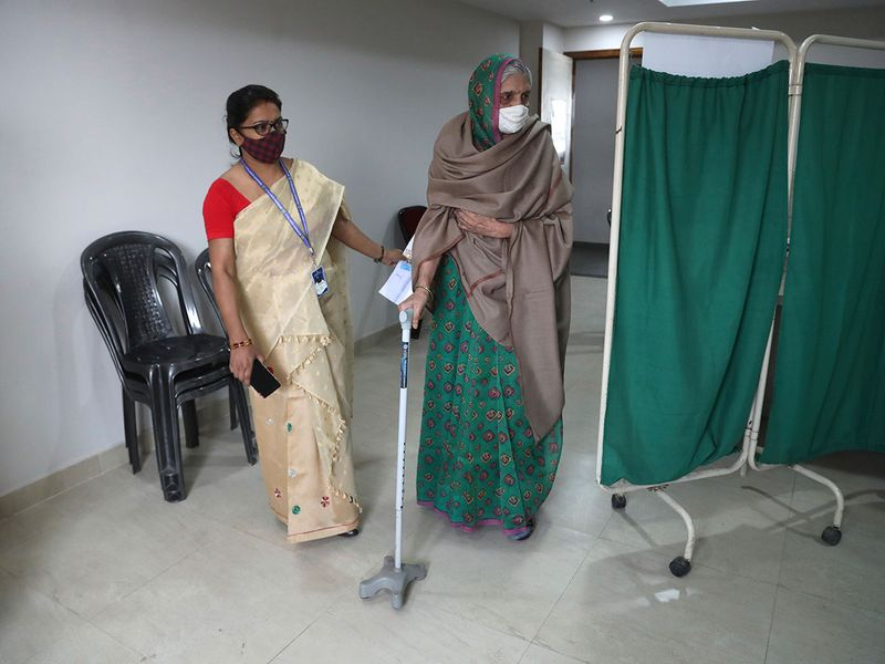Elderly indians gallery