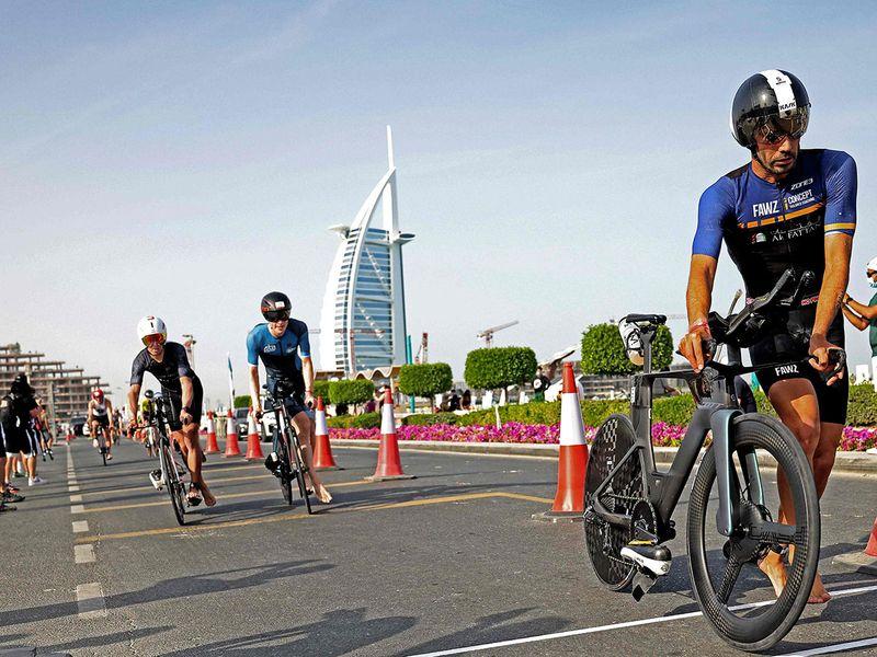 Ironman Dubai