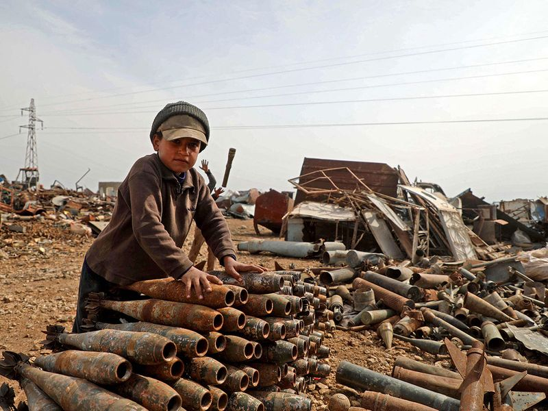 Syria ammunitions galler