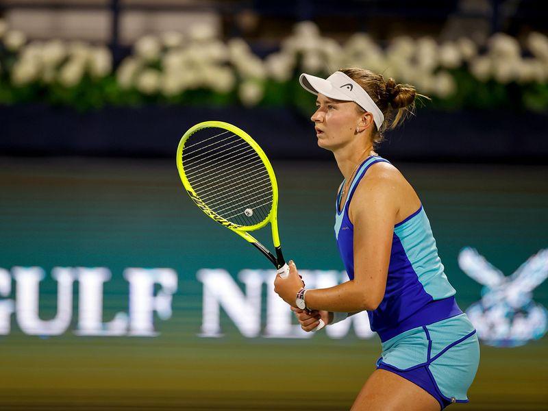 Tennis - Krejcikova