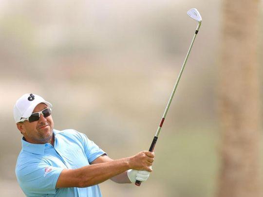 Darren Fitchard lead the way in Doha at Qatar Masters