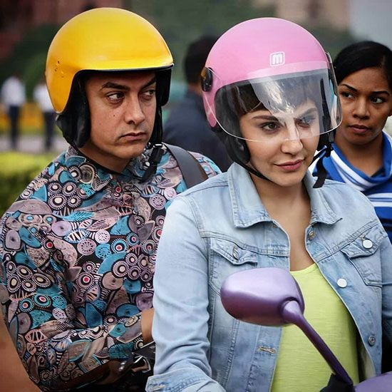 Aamir Khan and Anushka Sharma