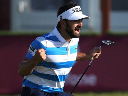 Antoine Rozner wins Qatar Masters