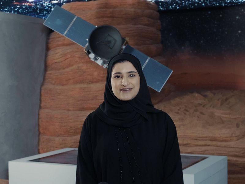 NAT H.E. Sarah Al Amiri-1615736599969