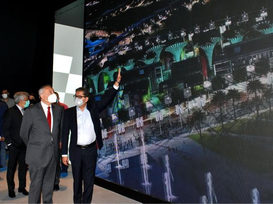 Expo-2020 Dubai: Pakistan Pavilion handed over to authorities