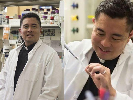 Yeast Filipino priest