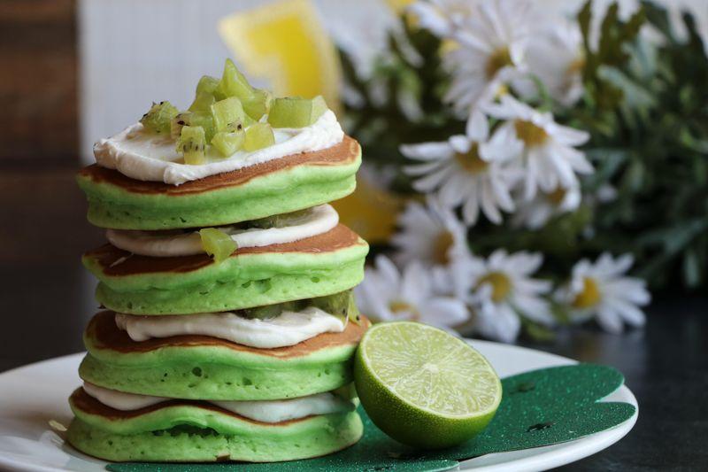 eggspectations green pancakes