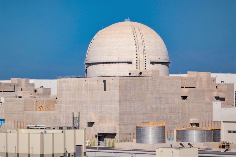Barakah Nuclear Power Plant-1615818296346