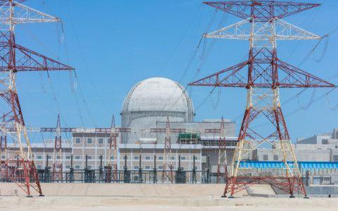 Barakah Nuclear Power Plant2-1615818298325
