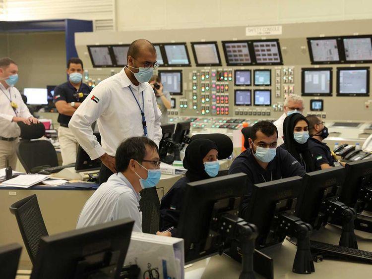 Barakah Nuclear Power Plant555-1615818302490