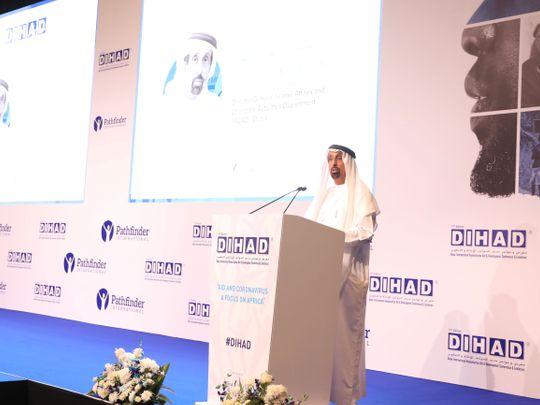 Dihad conference