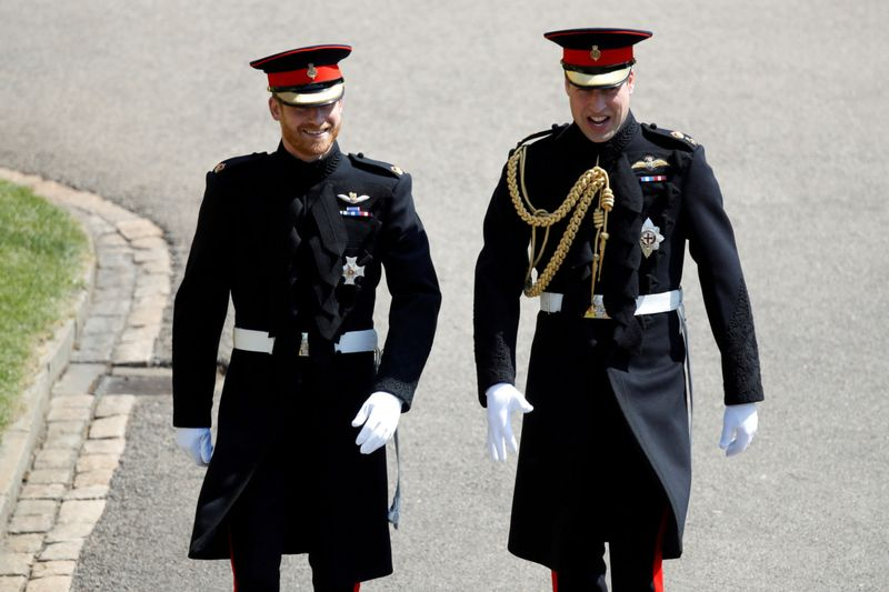 Prince Harry and William-1615802959982