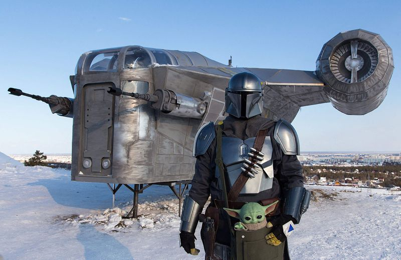 Star Wars Razor Crest