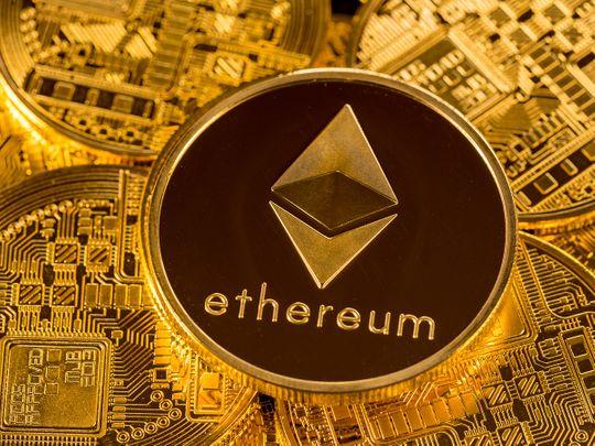Stock Ethereum
