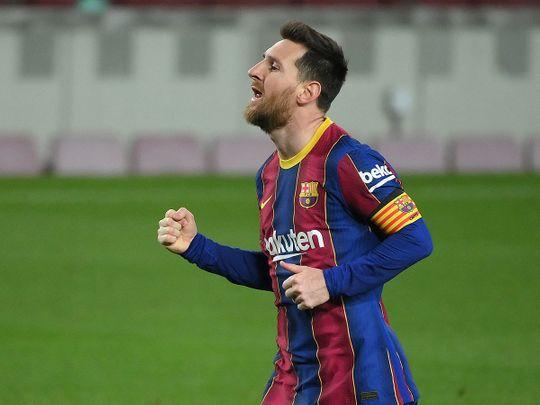 210316 Messi