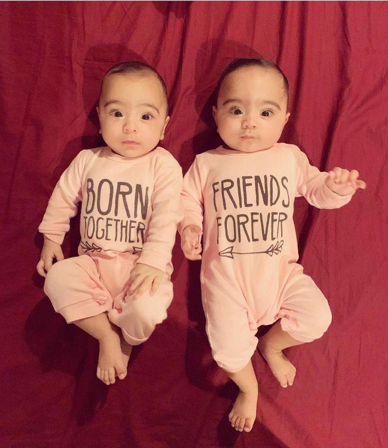Bindu Rai twins
