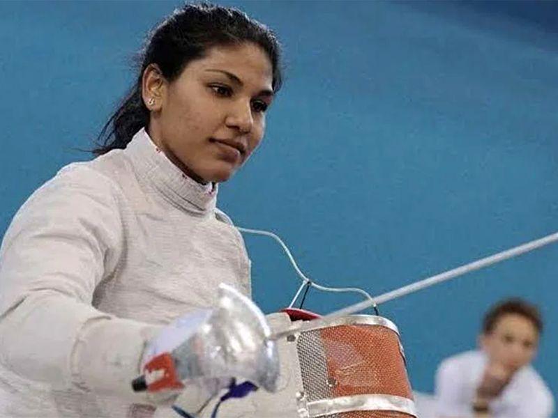 Fencing - Bhavani Devi