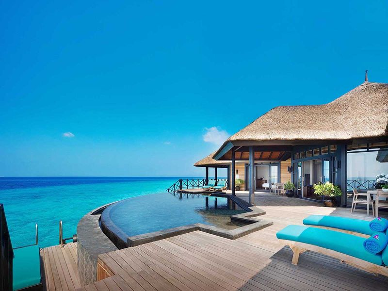 Your all-inclusive resort in the Maldives awaits