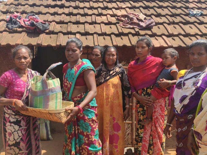 Pahadiya migrant walk Jharkhand