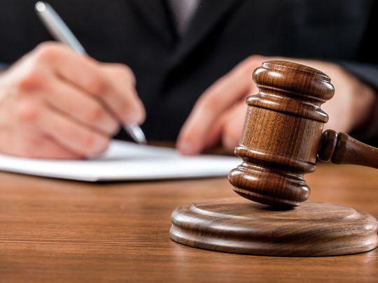Stock court justice judge