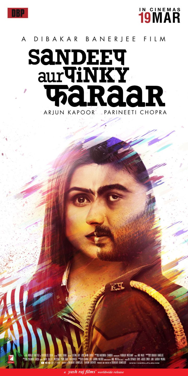 TAB Sandeep Aur Pinky Faraar poster-1615889349257