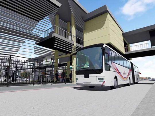 Bus Rapid Transit (BRT) System in Karachi