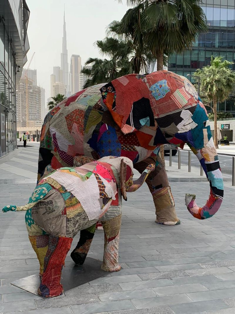 Elephant in the Room makes its international debut at Dubai Design District-1615973913078