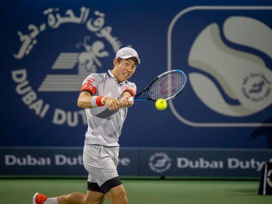 Tennis - Kei Nishikori