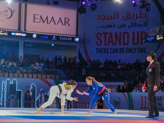 The Abu Dhabi World Professional Jiu-Jitsu Championship returns
