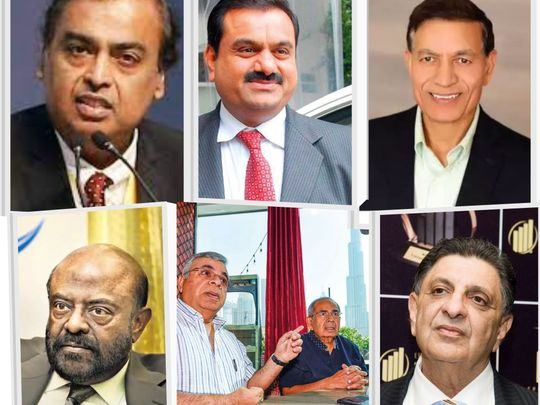 Billionaires' list: Meet the top 10 richest people in India