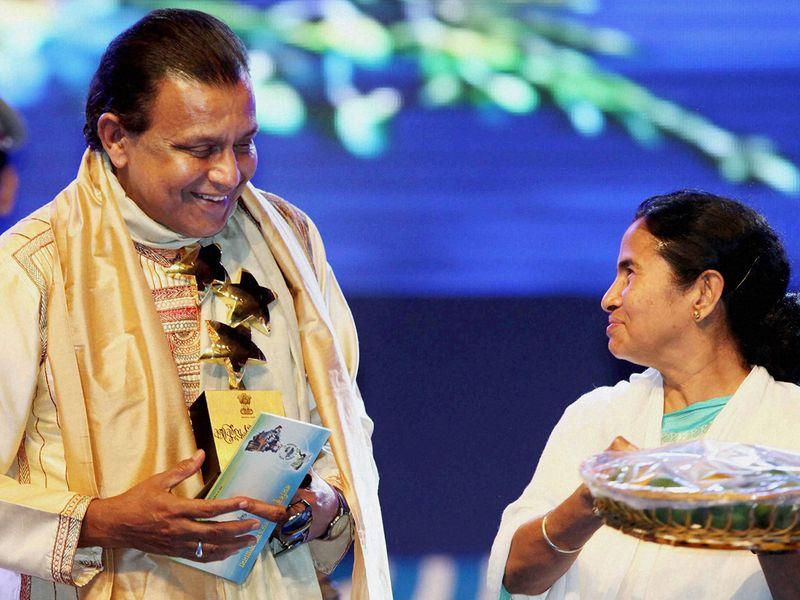 WB elections - Mithun & Mamata